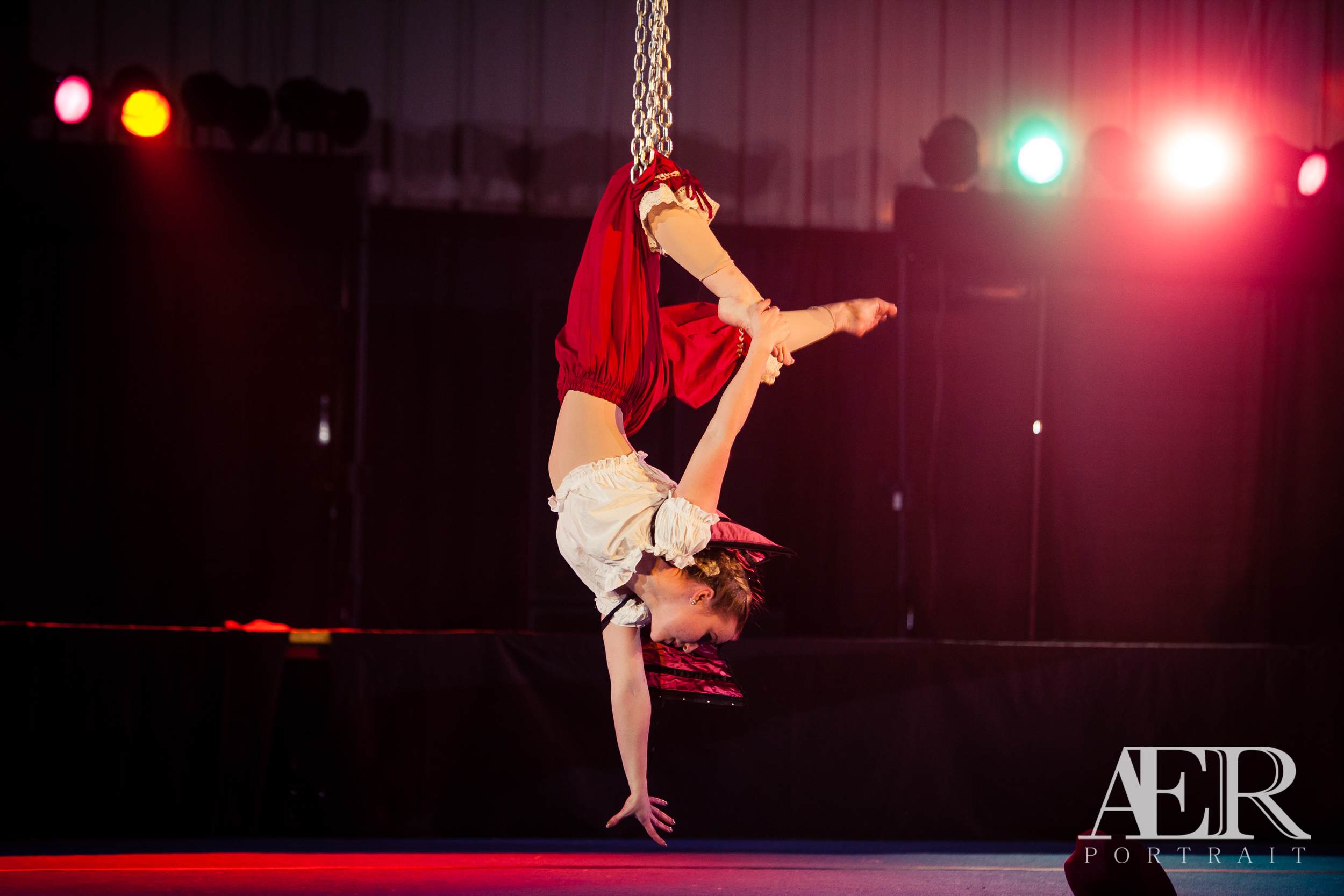 Louisville Performing Arts Photography - Turners Circus - AER Portrait 16