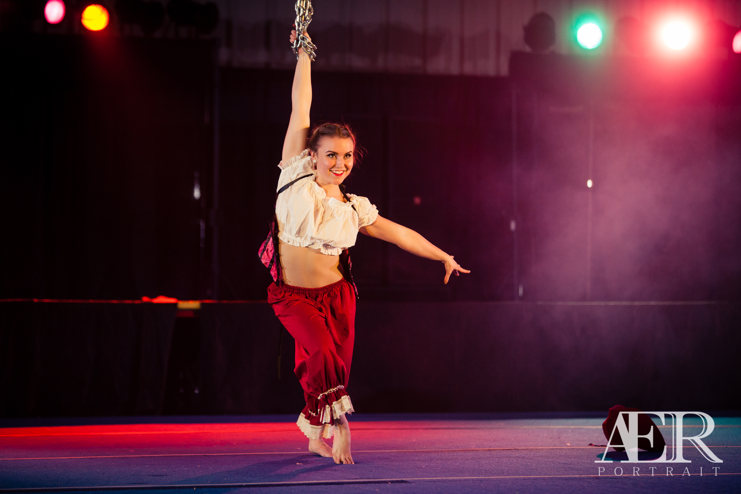 Louisville Performing Arts Photography - Turners Circus - AER Portrait 17