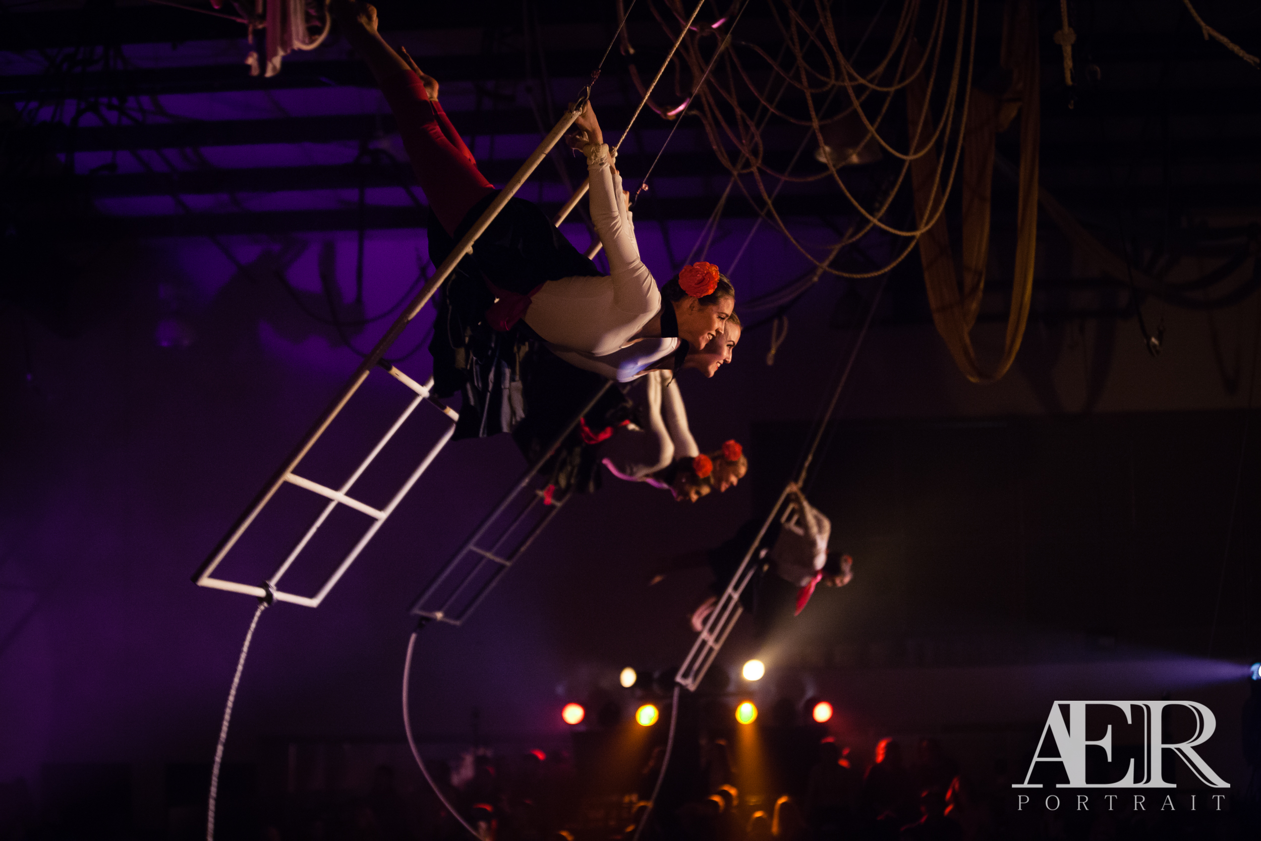 Louisville Performing Arts Photography - Turners Circus - AER Portrait 20