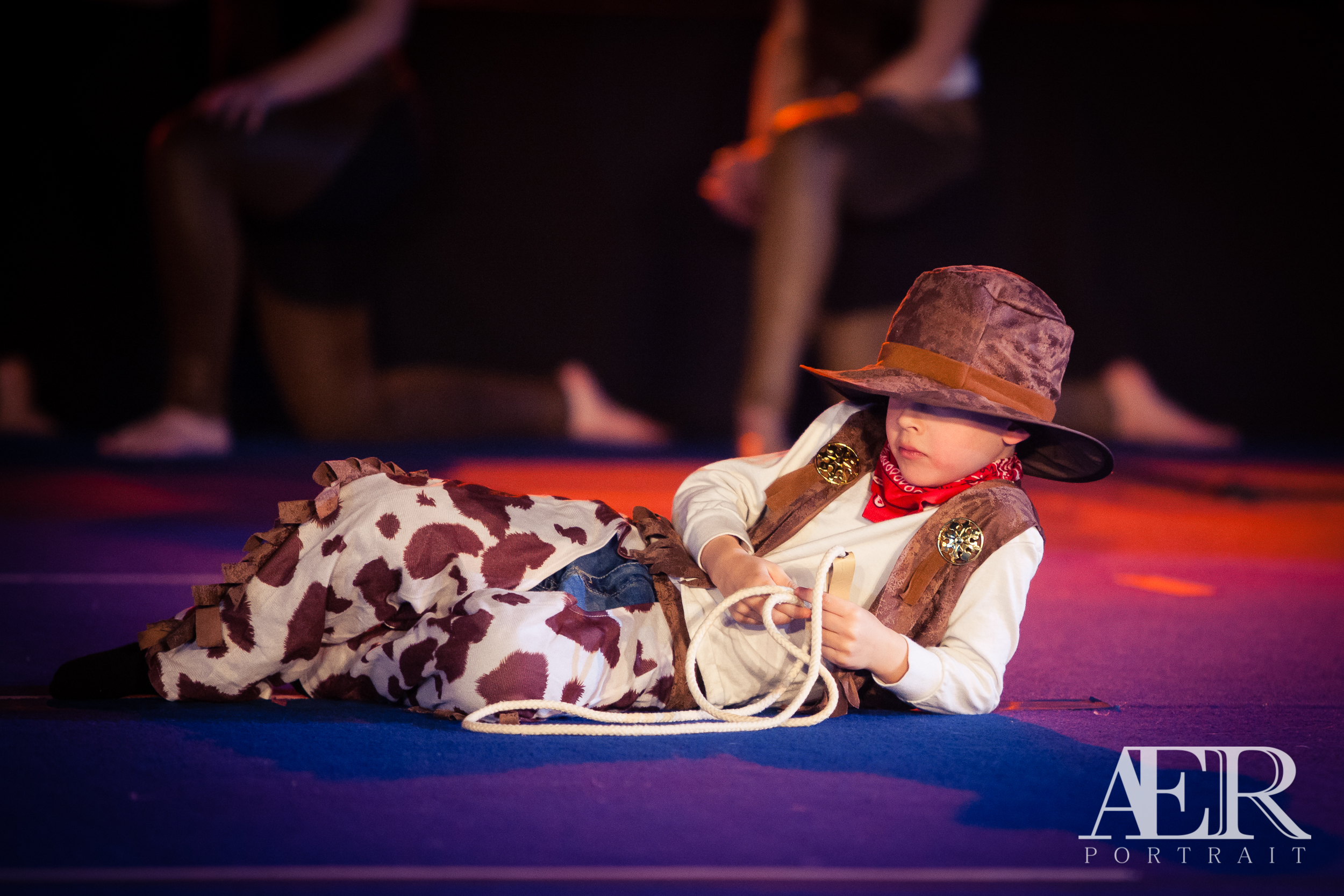 Louisville Performing Arts Photography - Turners Circus - AER Portrait 23