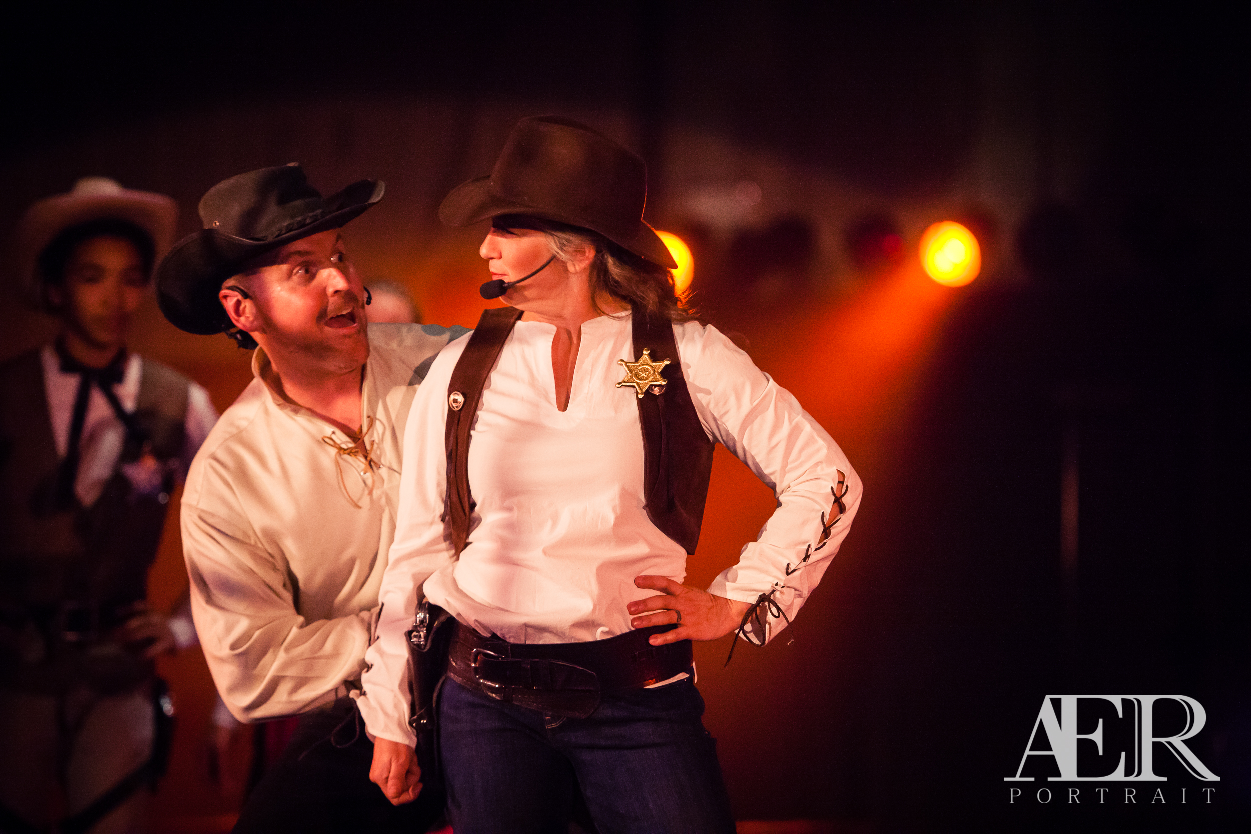 Louisville Performing Arts Photography - Turners Circus - AER Portrait 28