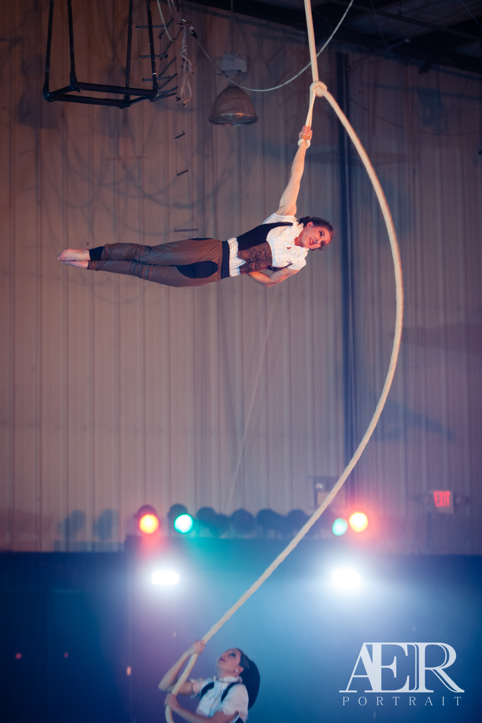 Louisville Performing Arts Photography - Turners Circus - AER Portrait 29
