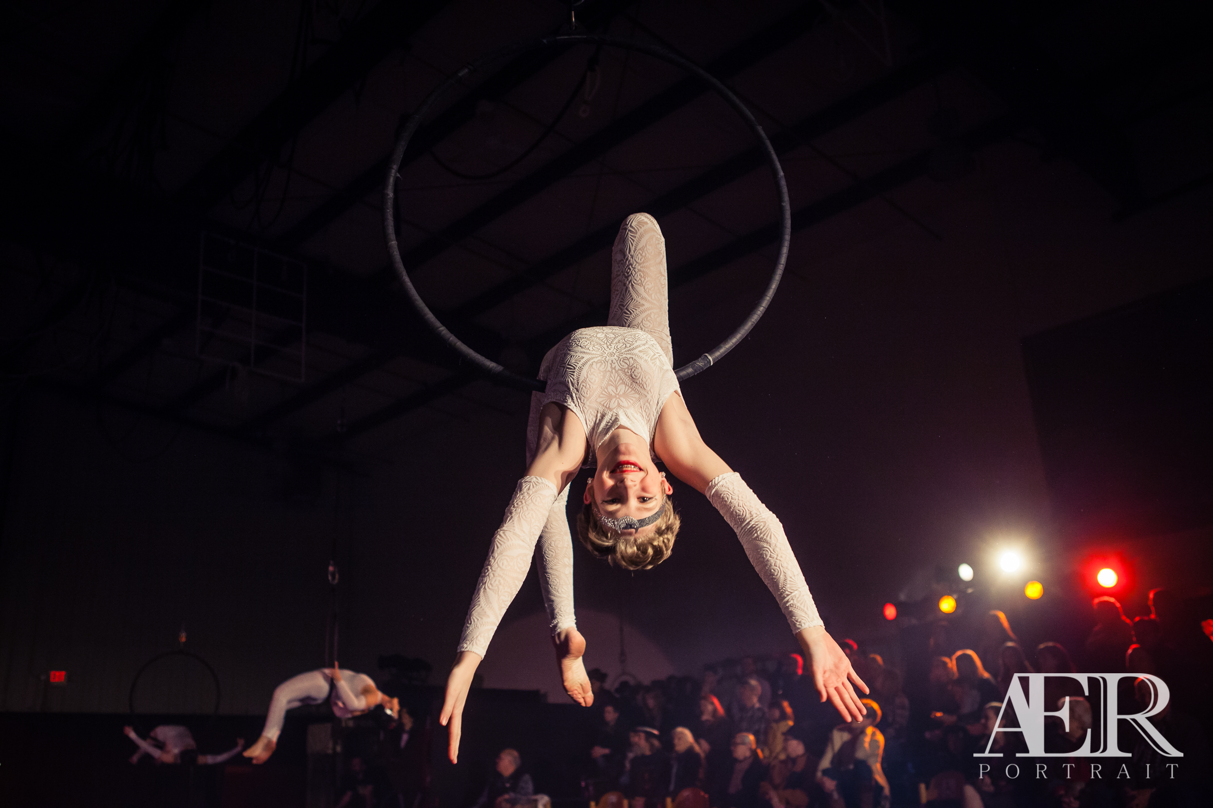 Louisville Performing Arts Photography - Turners Circus - AER Portrait 34