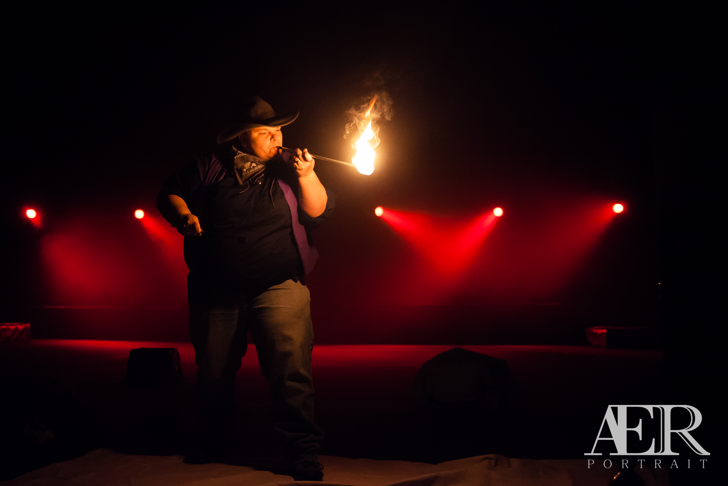 Louisville Performing Arts Photography - Turners Circus - AER Portrait 36