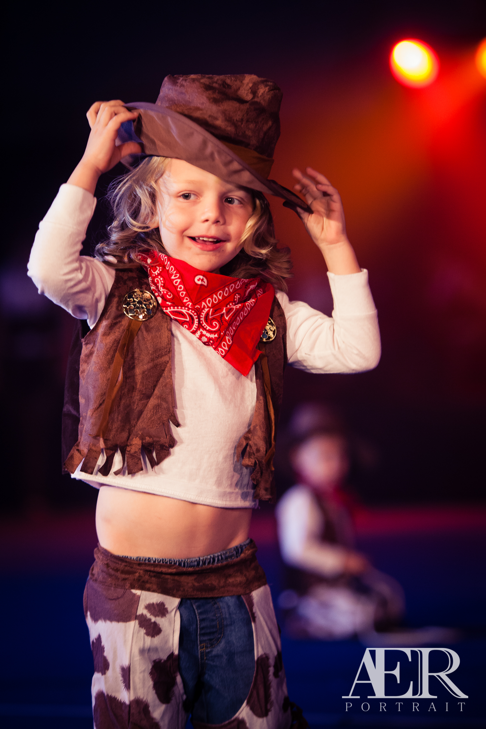 Louisville Performing Arts Photography - Turners Circus - AER Portrait 40