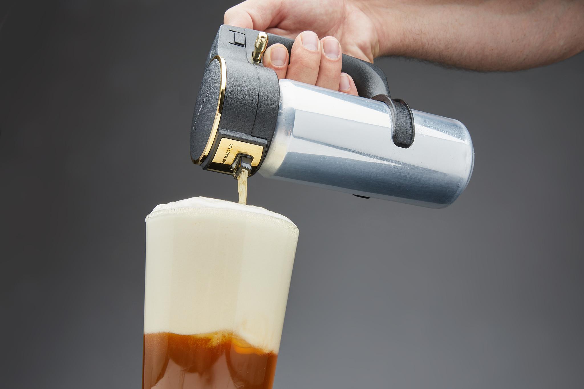HEAD MASTER | Beer Foamer
