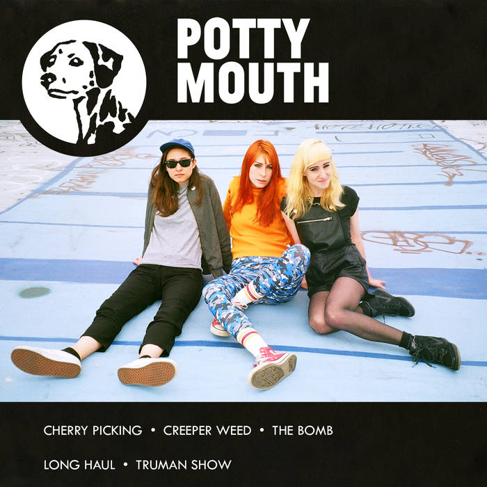"POTTY MOUTH  ""S/T"" EP  (ASSISTANT ENGINEER)"