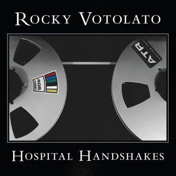"ROCKY VOTOLATO  ""HOSPITAL HANDSHAKES"" LP  (SONGWRITER/GUITAR)"