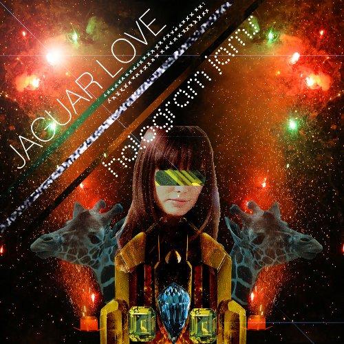 """JAGUAR LOVE  """"HOLOGRAM JAMS"""" LP  (GUITAR/SYNTH/PROGRAMMING)"""