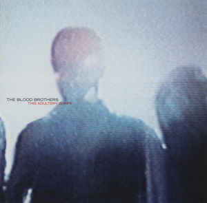 """THE BLOOD BROTHERS  """"THIS ADULTERY IS RIPE"""" LP  (GUITAR)"""