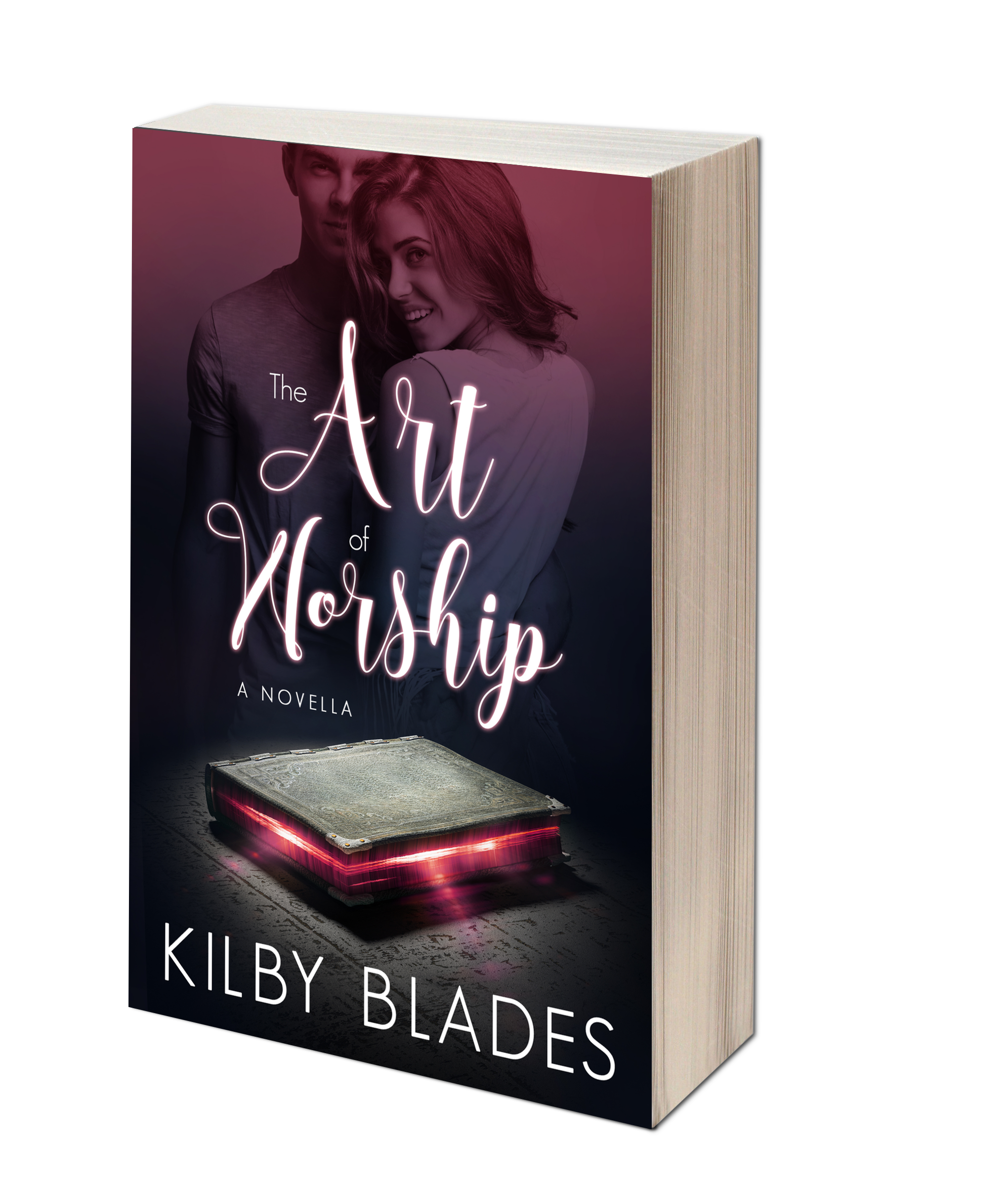 Kilby Blades the Art of Worship 3D