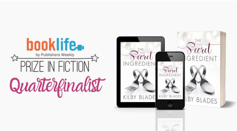 Kilby Blades Publishers Weekly Booklife Prize Quarterfinalist