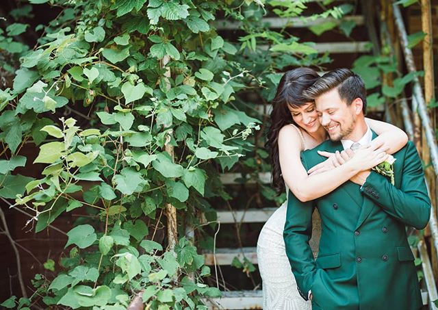 Oh greenery, you have a secret romantic side that's not recognized nearly enough. 😍 . Stay tuned next month to see this shoot in publication! (Yeah we got published no biggie! ❤❤❤) . Vendor Team: Planning & Design: @weddingelegance Photography: @egoldenmoments  Venue: @belvoirwinery  Models: @cmgunter & @cilicia  Hair & Makeup: @hellolovelykc  Dress: @stephsbridalkc  Suit: @businessmeetsstyle  Floral: @perfectpetalseventflorist  Cake: @petalspastries  Rentals: @ultrapom  Stationery: @deplumestationers . #greenery #greenwedding #published #kcweddingplanner #kcweddings #kcwedding #kansascitywedding #kansascity #kc #kansascitybride #wedkc #weddingplanning #kcweddingplanning  #engaged #weddinginspiration #weddingdetails  #thekansascitybride #kcgroom #weddingcoordinator #weddings  #kansaswedding #missouriwedding #theknotweddings #weddingdesign #weddingplanner #luxuryweddings  #dayofcoordinator #weddingelegance
