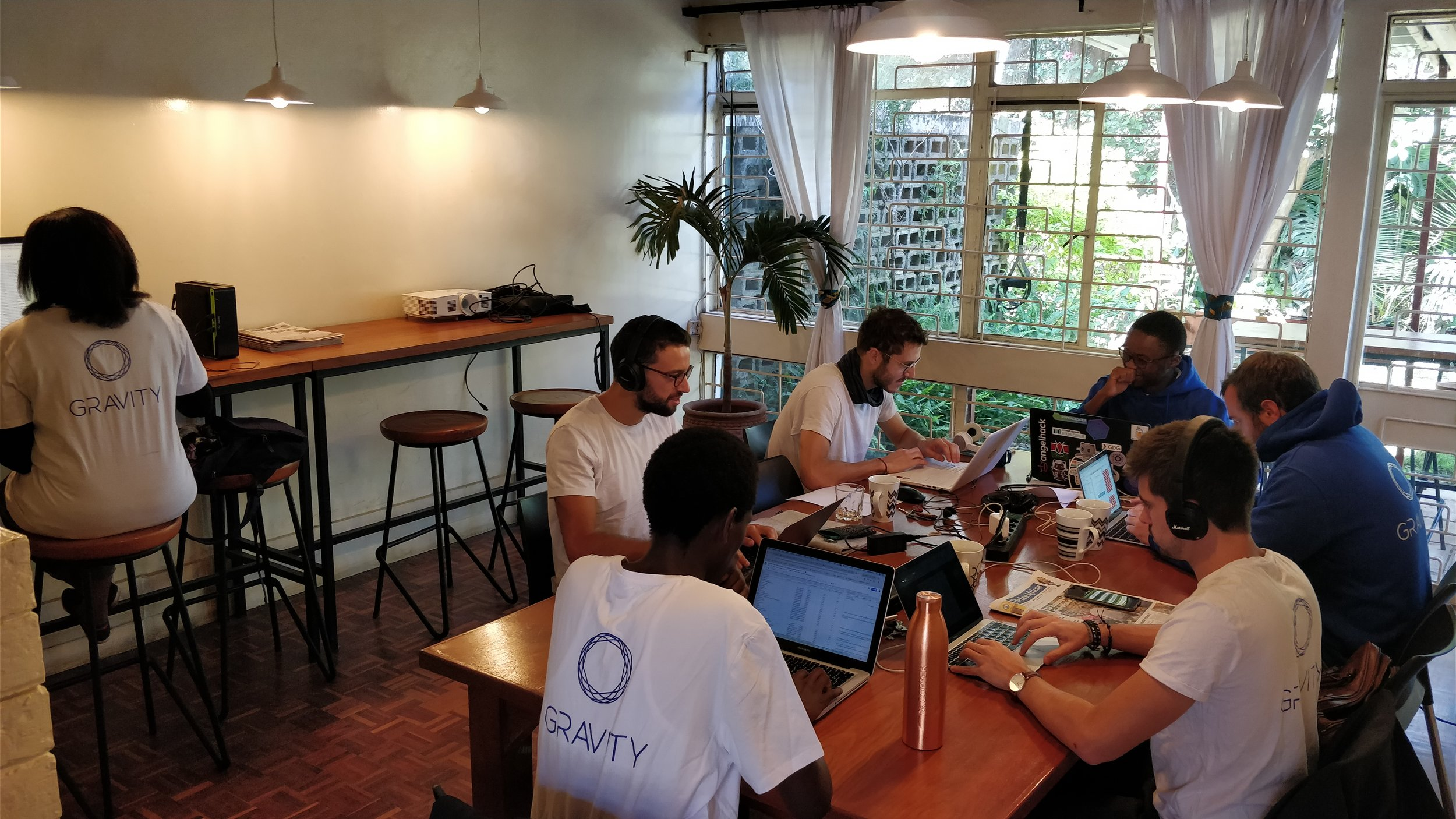 Team - Our core team consists of experts with decades of experience in technology, mobile financial services and banking. We're a close-knit team based in Paris, France and in Nairobi, Kenya.