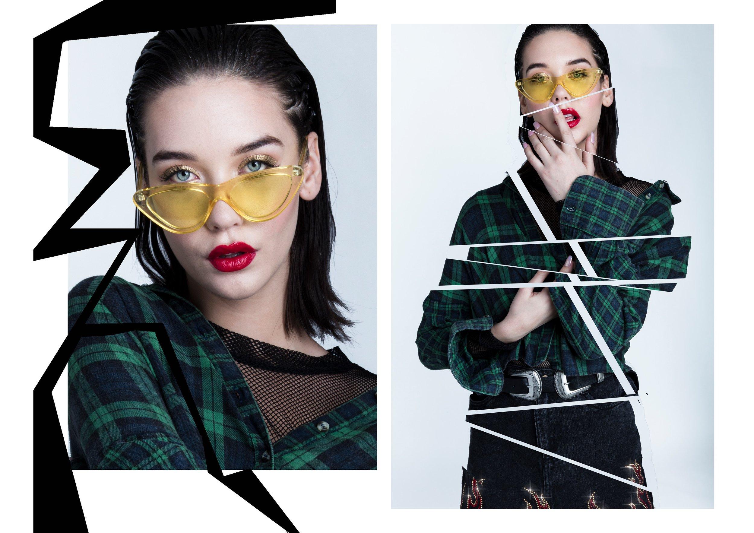 Make-up: Kendal Fedail       Photographer: Mclaren Ray       Hair: Josh Liu       Model: Amanda Steele