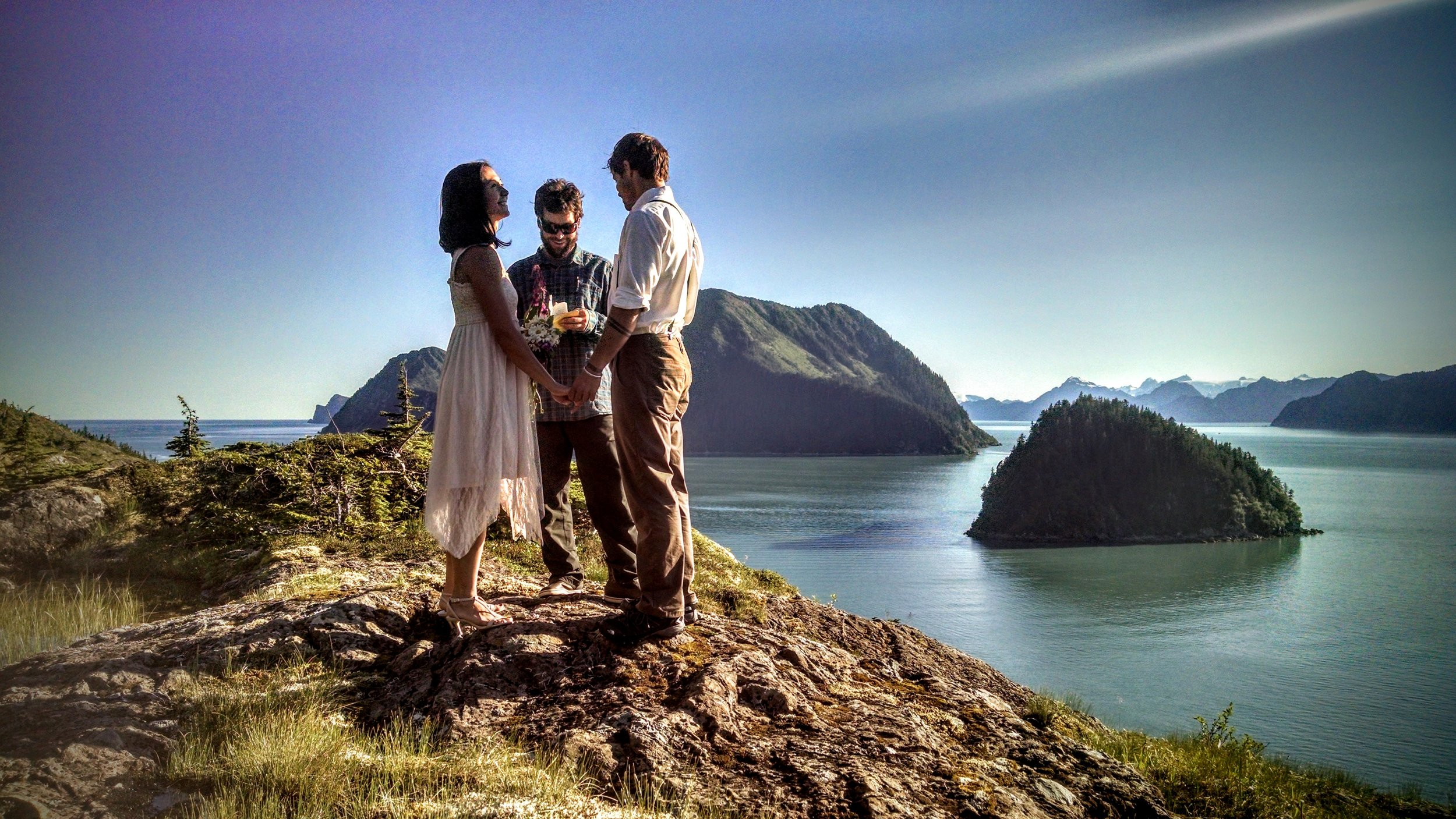 Wedding at Shearwater Cove