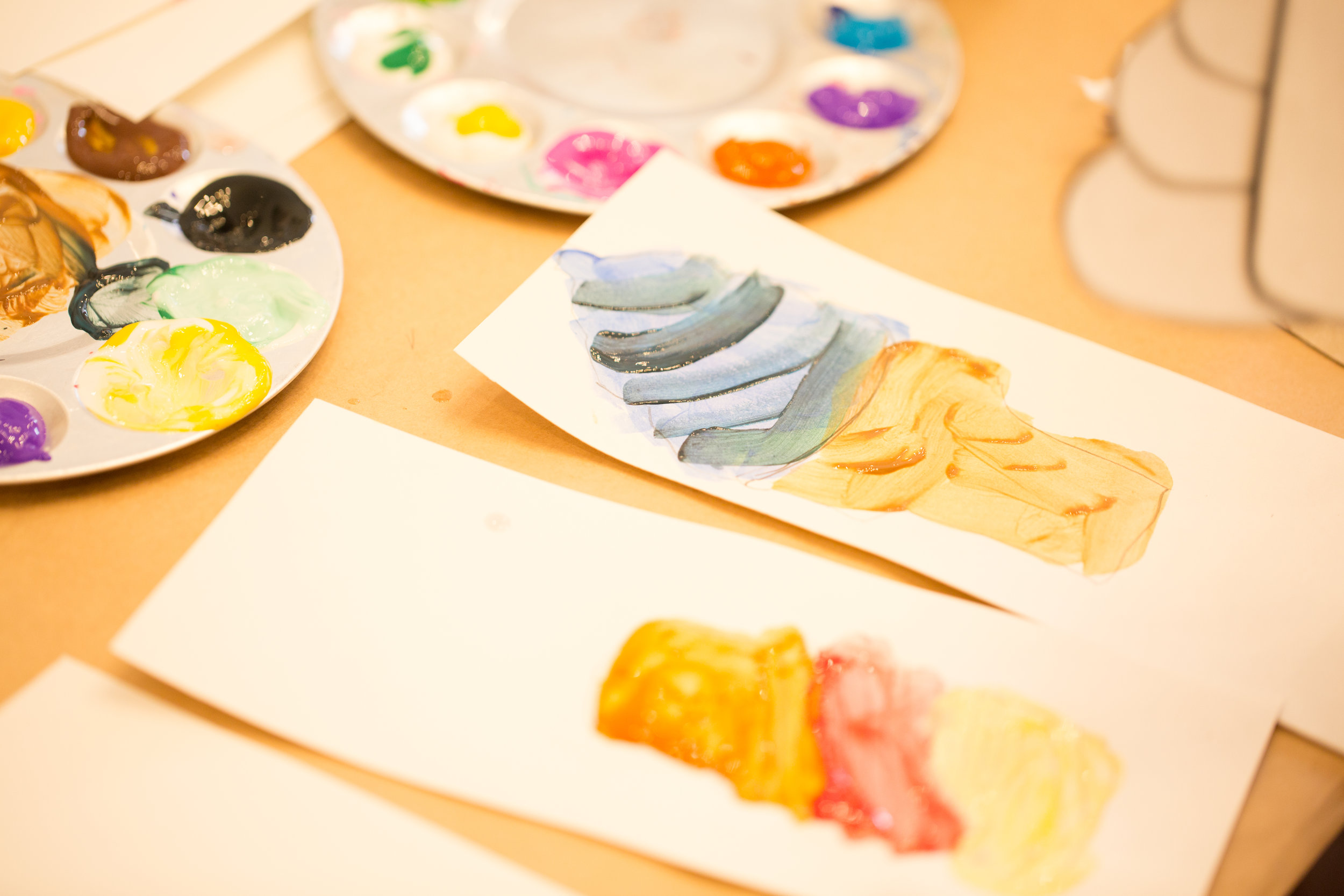 Kids Arts and Craft Party at Arteria