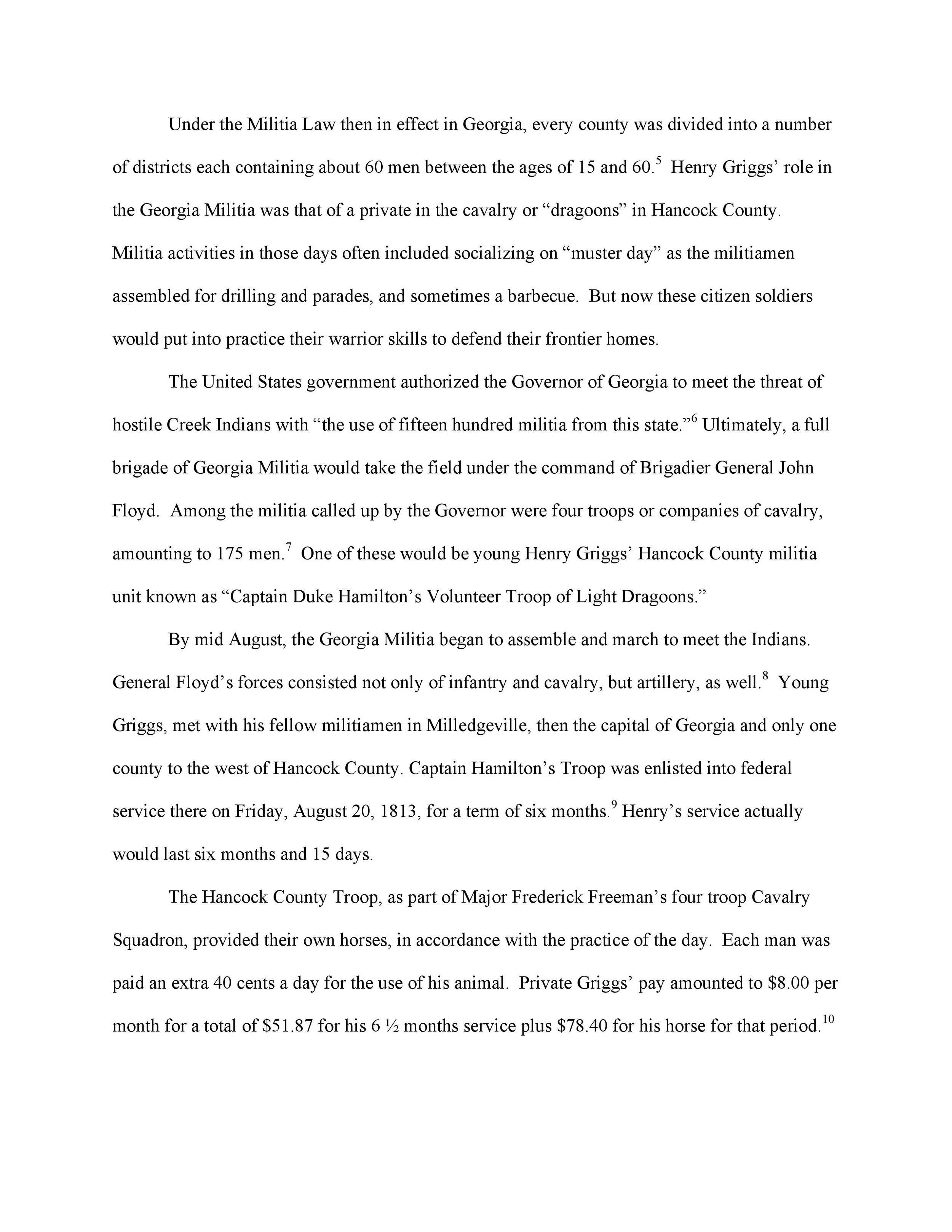 Henry Griggs: Bio, Page 2