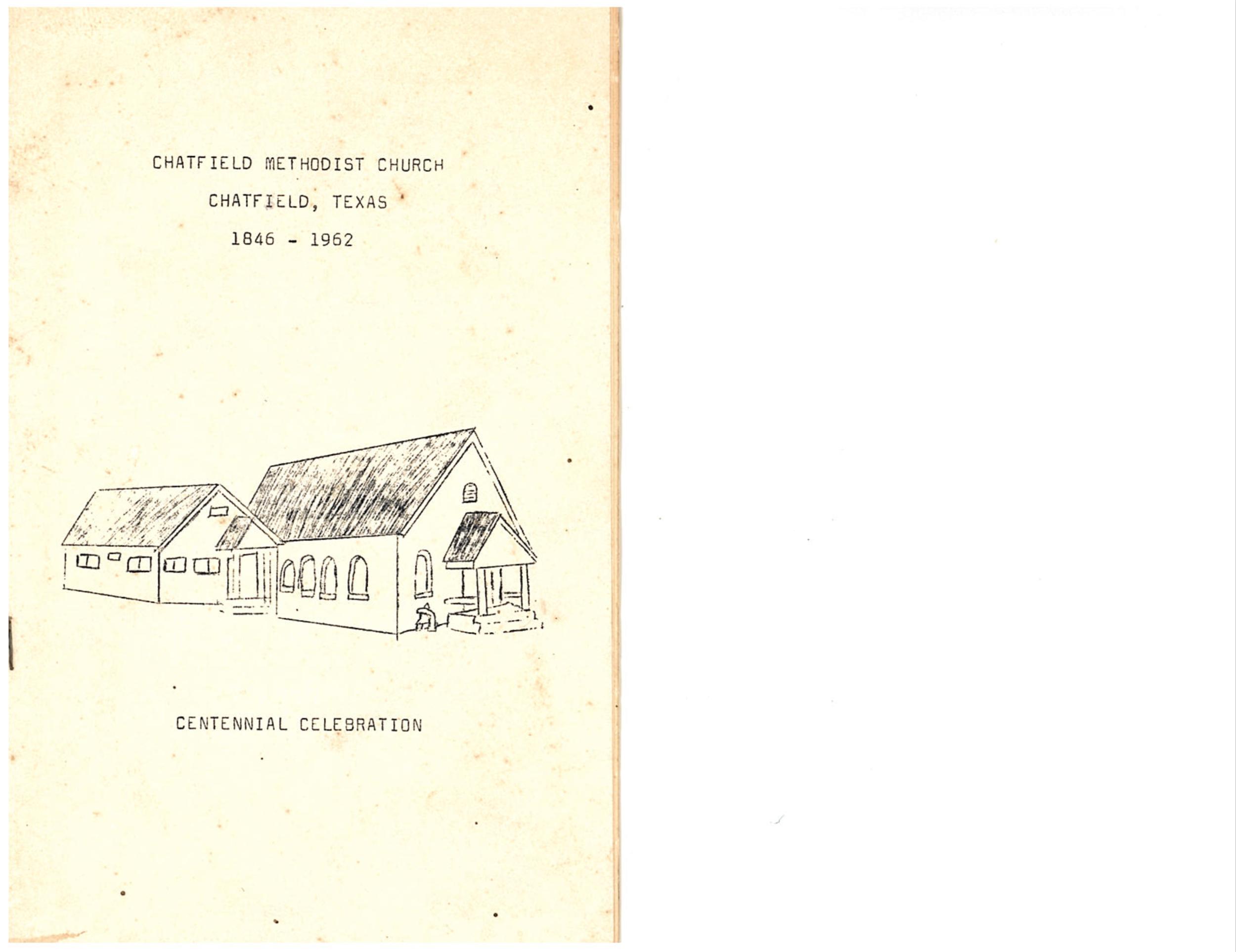 Chatfield MC Centennial: Cover