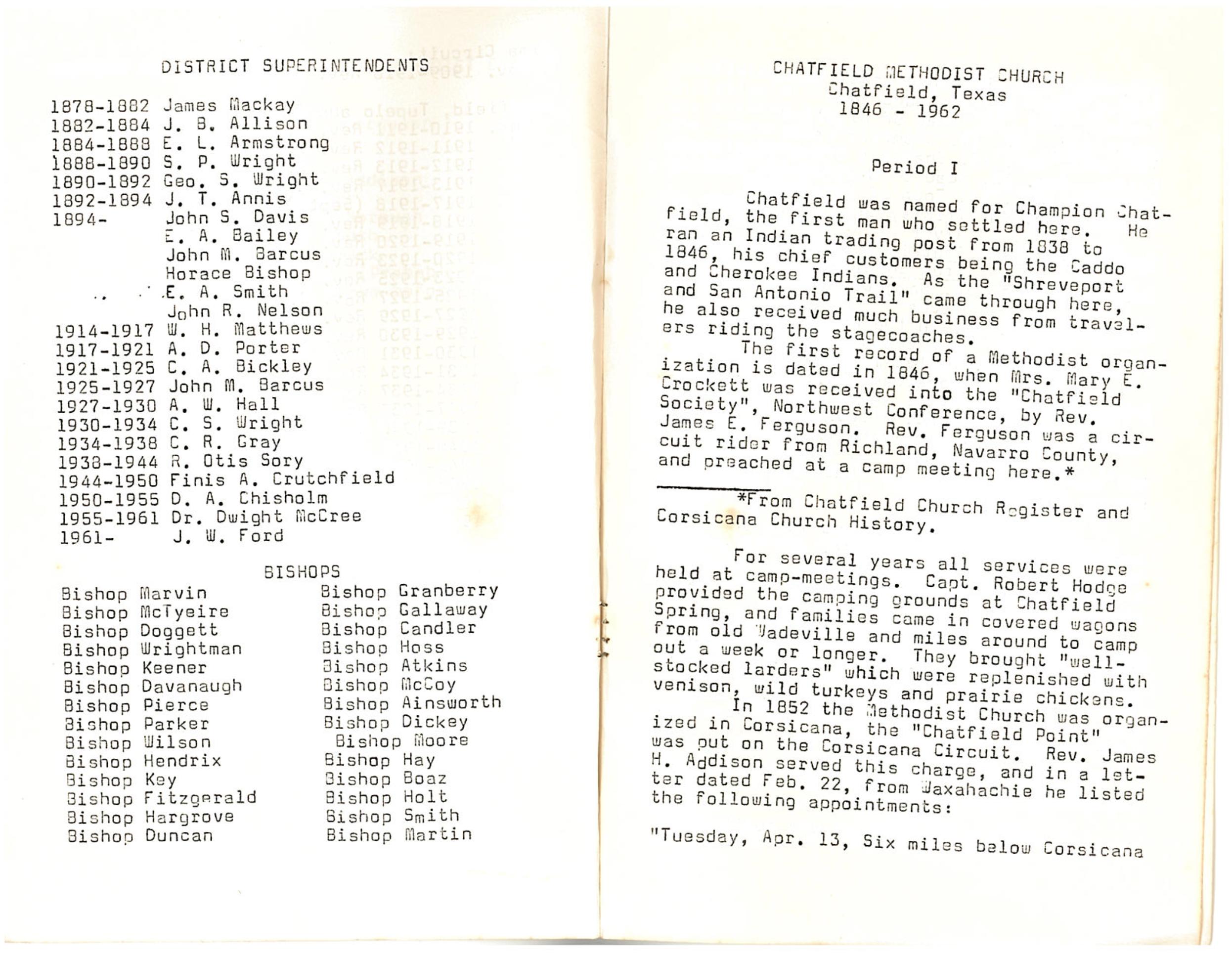Chatfield MC Centennial: Page 3