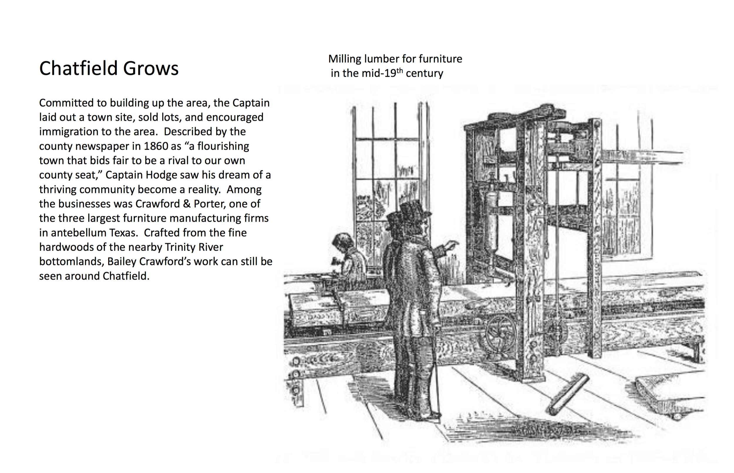 Chatfield History Display: Page 5