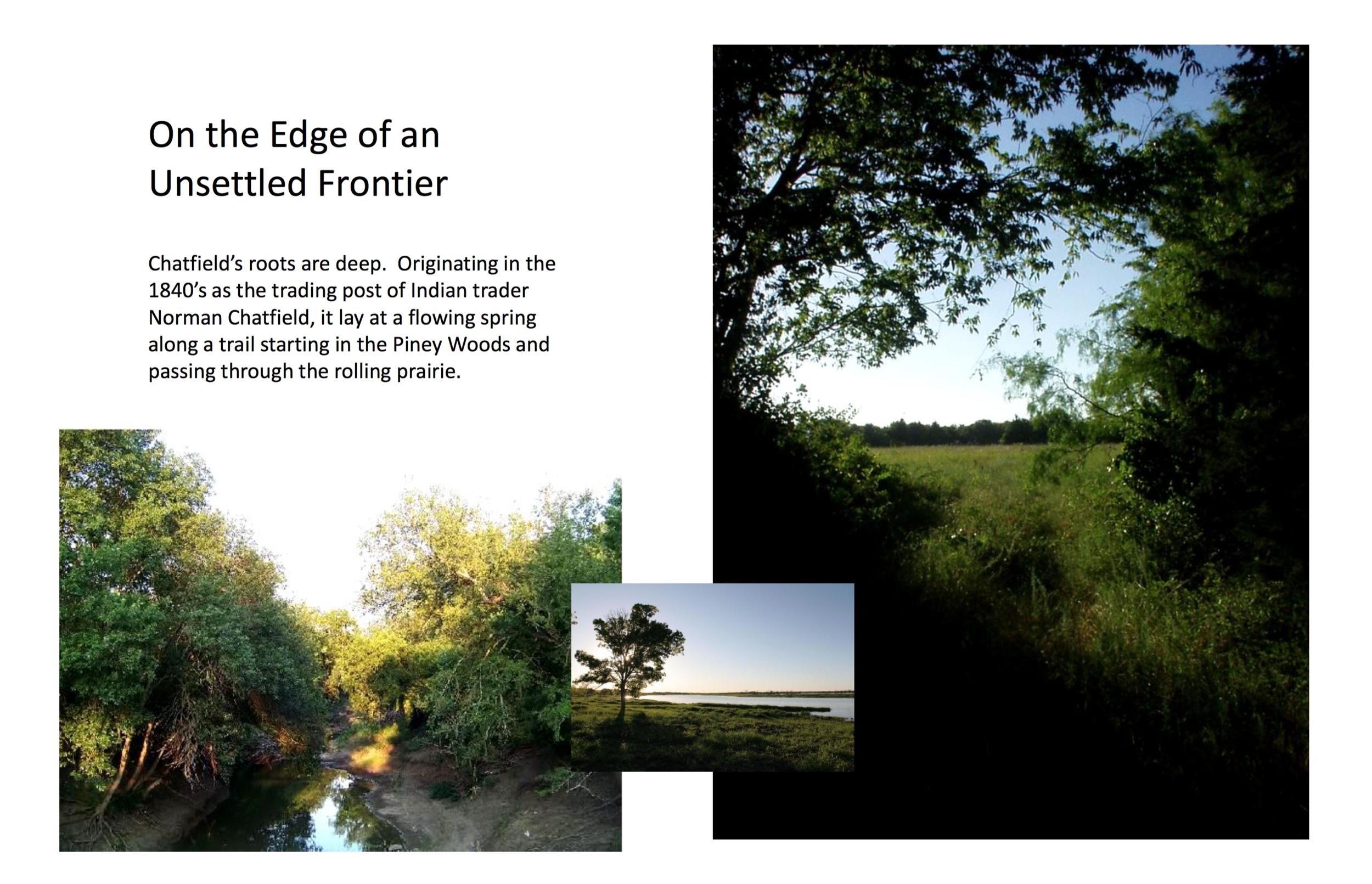Chatfield History Display: Page 2