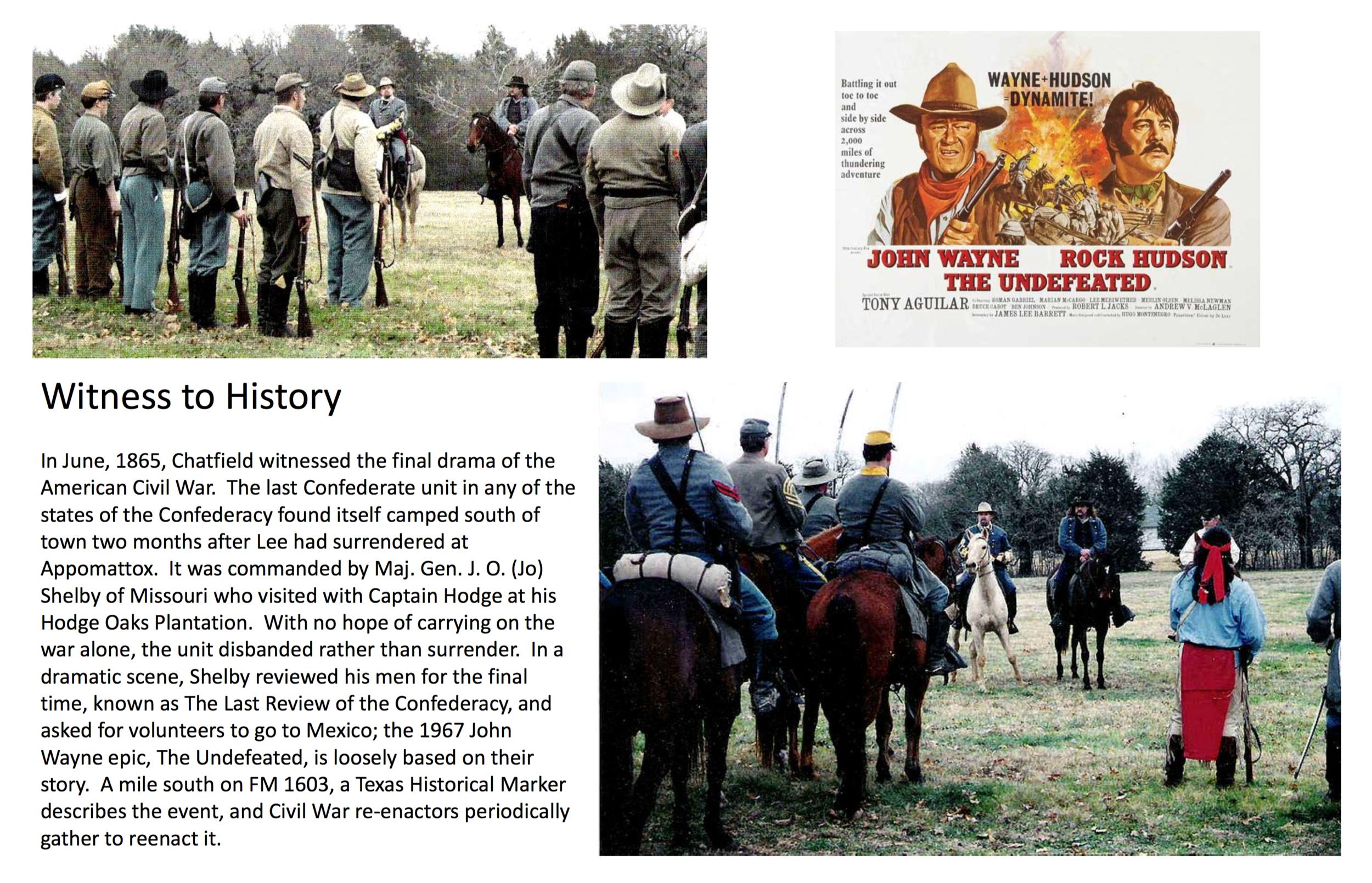 Chatfield History Display: Page 7