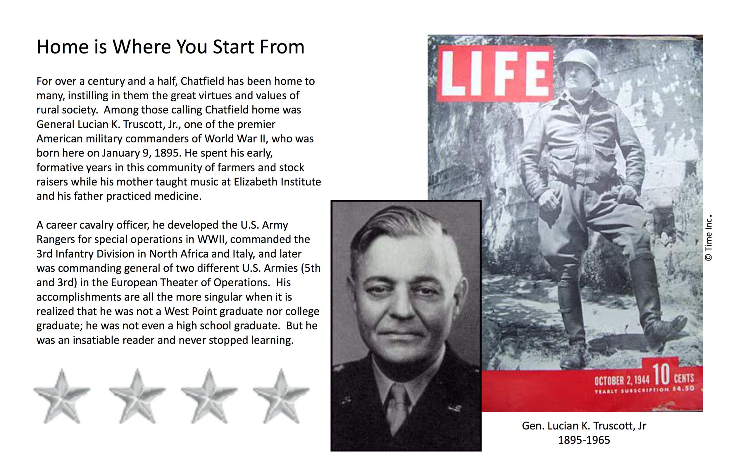 Chatfield History Display: Page 8
