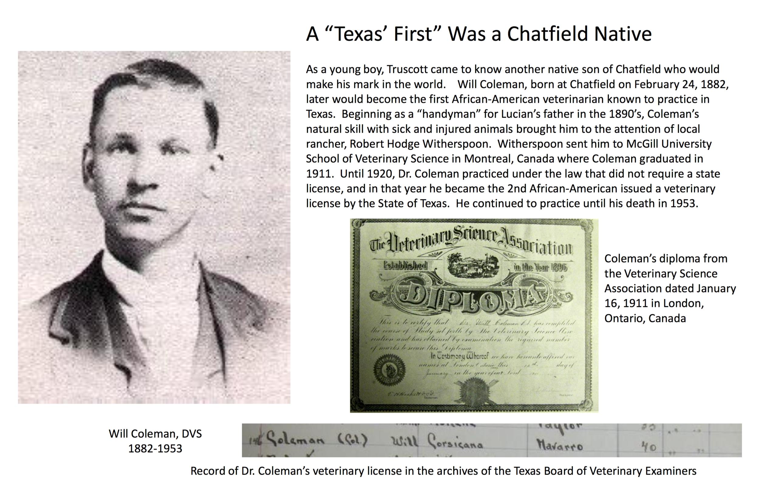 Chatfield History Display: Page 9