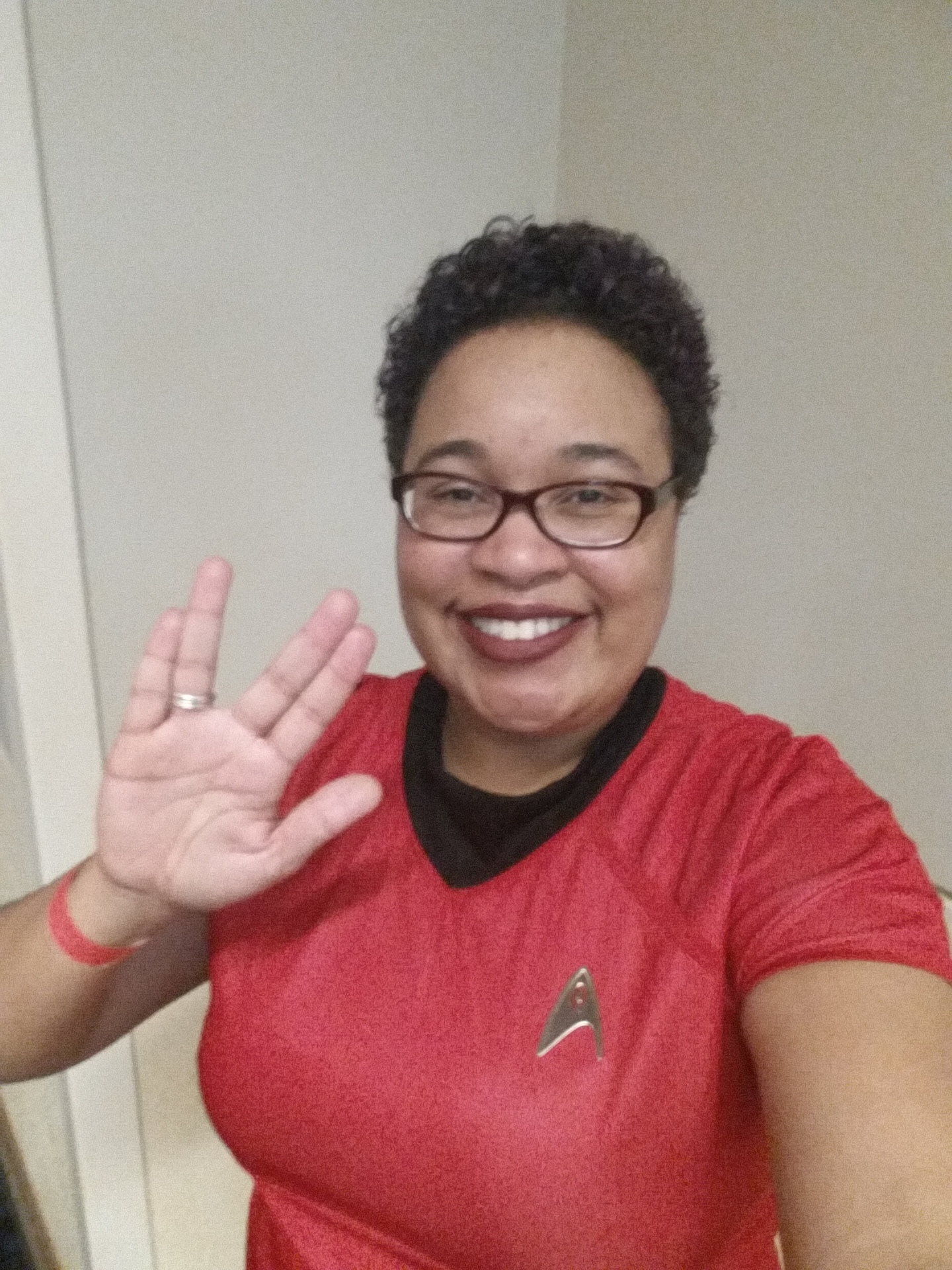 LLAP (Live Long and Prosper)!