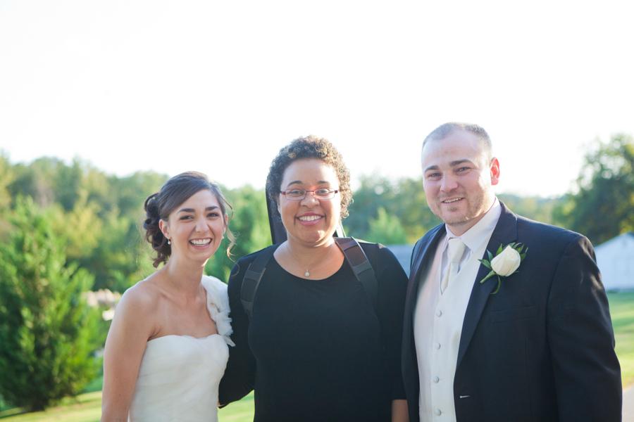 Jenn, Robyn, and Brett