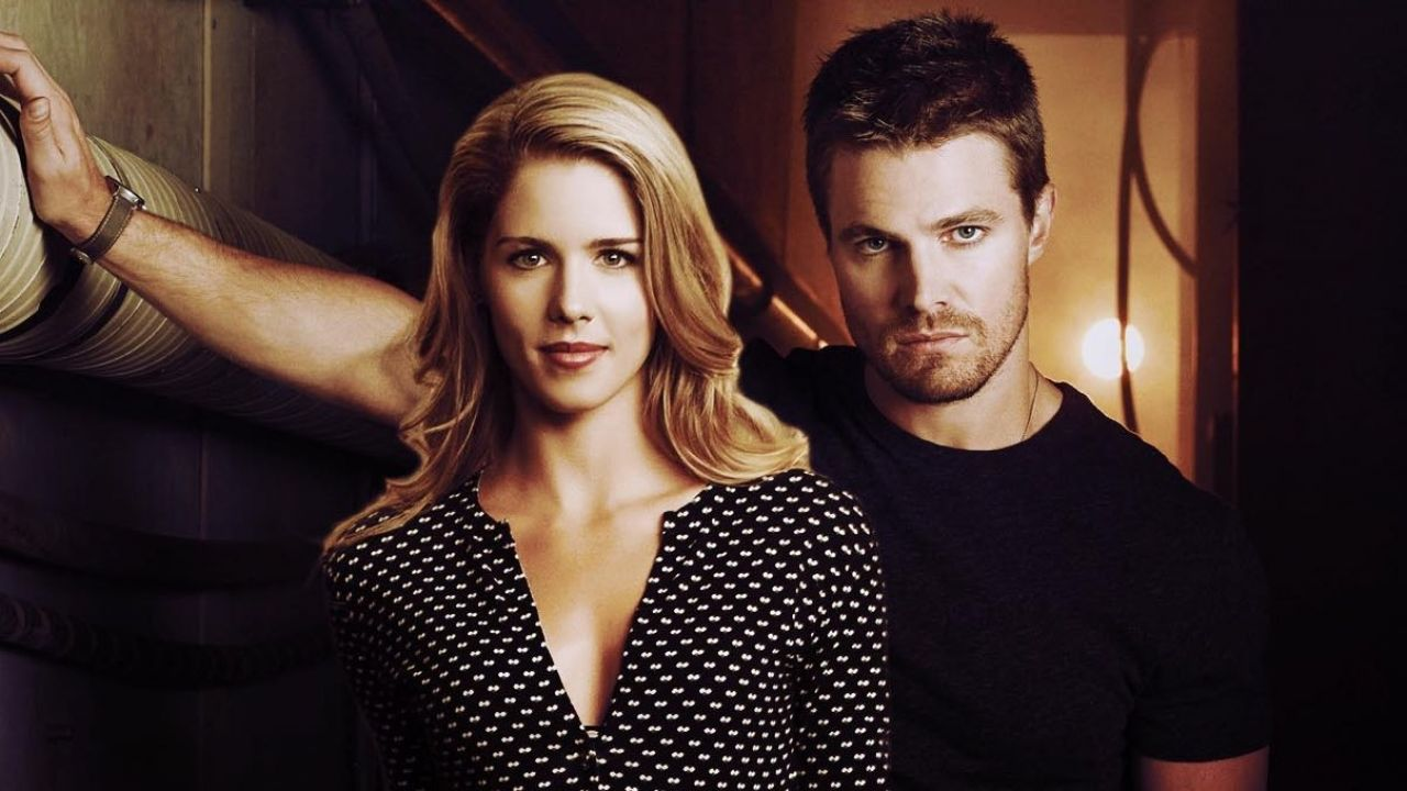 Oliver and Felicity (Olicity)