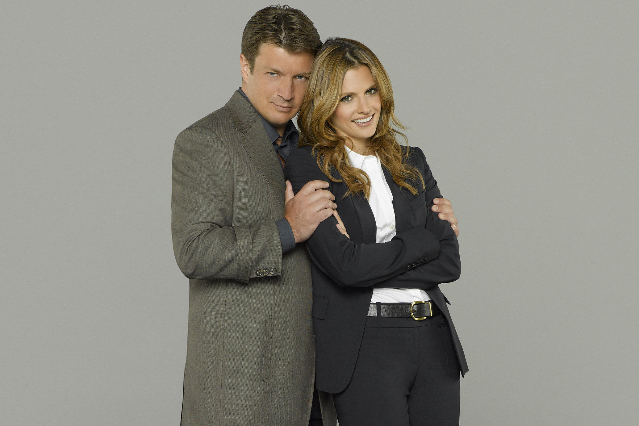 Castle and Beckett (Caskett)
