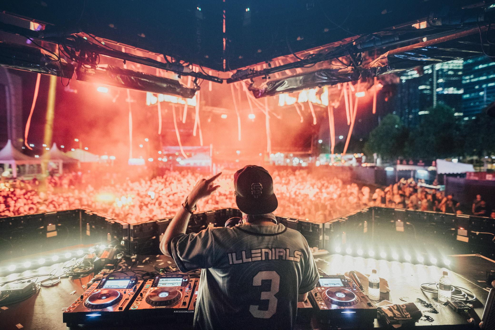 ULTRA MUSIC FESTIVAL 2018: ILLENIUM