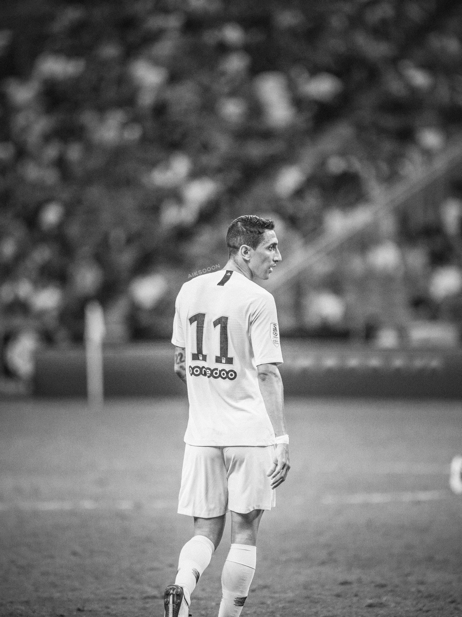 ICC 2018: PSG VS ATLETICO (ANGEL DI MARIA)