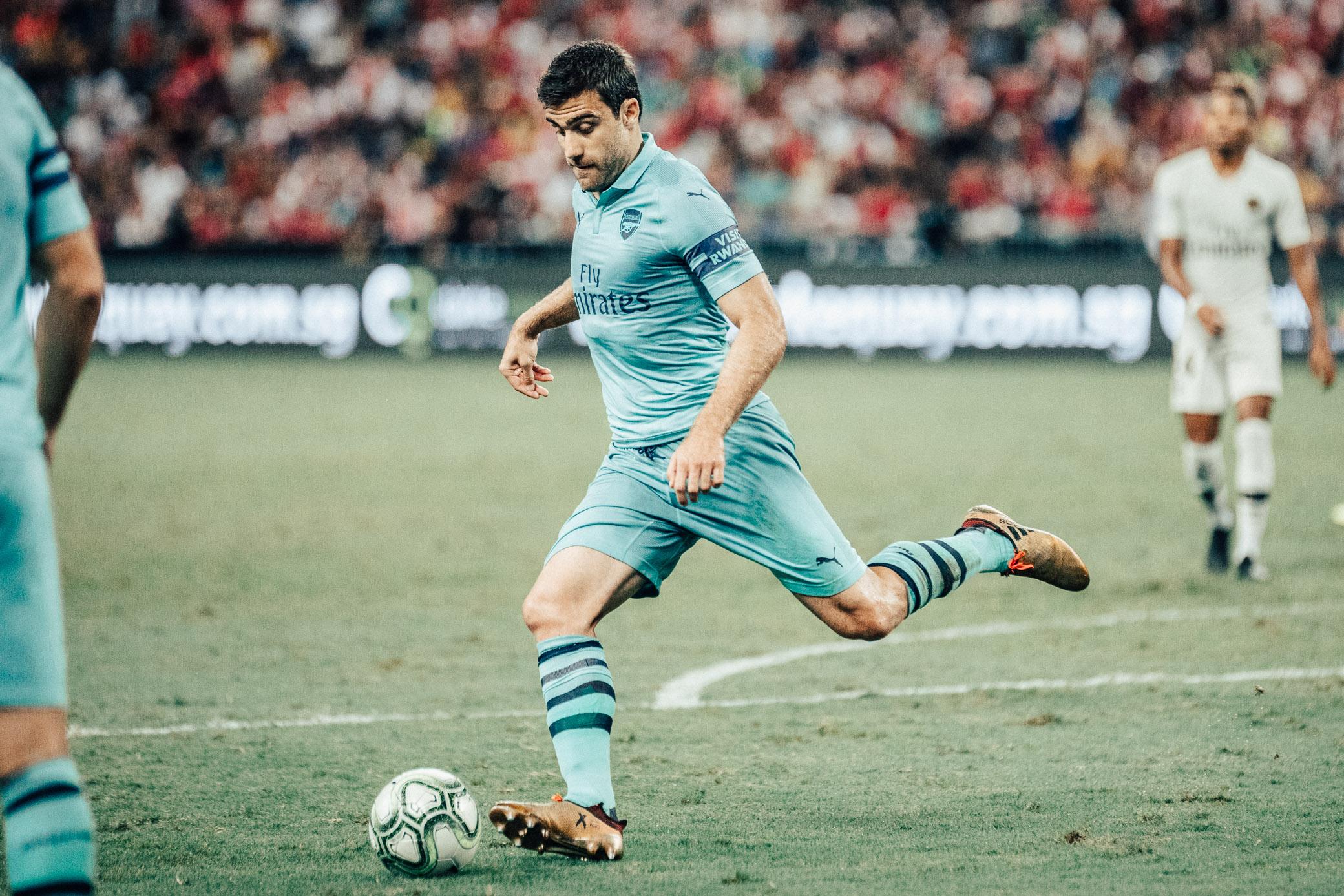 ICC 2018: PSG VS ARSENAL (SOKRATIS)