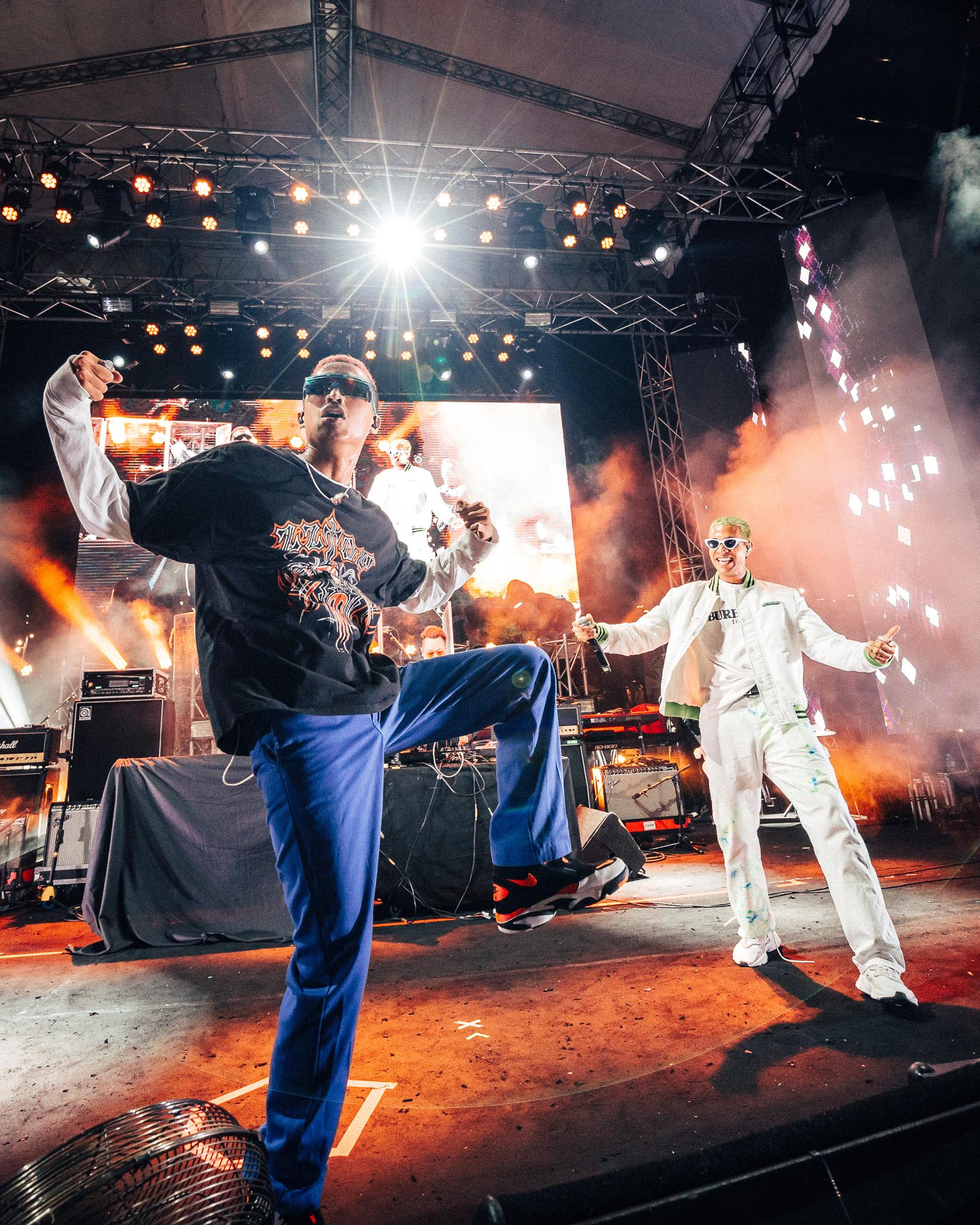 SHINE FESTIVAL 2019: FARIZ JABBA & YUNG RAJA