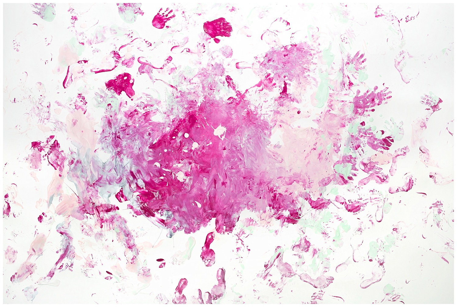 Andrea-Burolla-Photography-Denver-childrens-photographer-paint-session_abstract-pink-fine-art-mint-green-handprints-footprints.jpg
