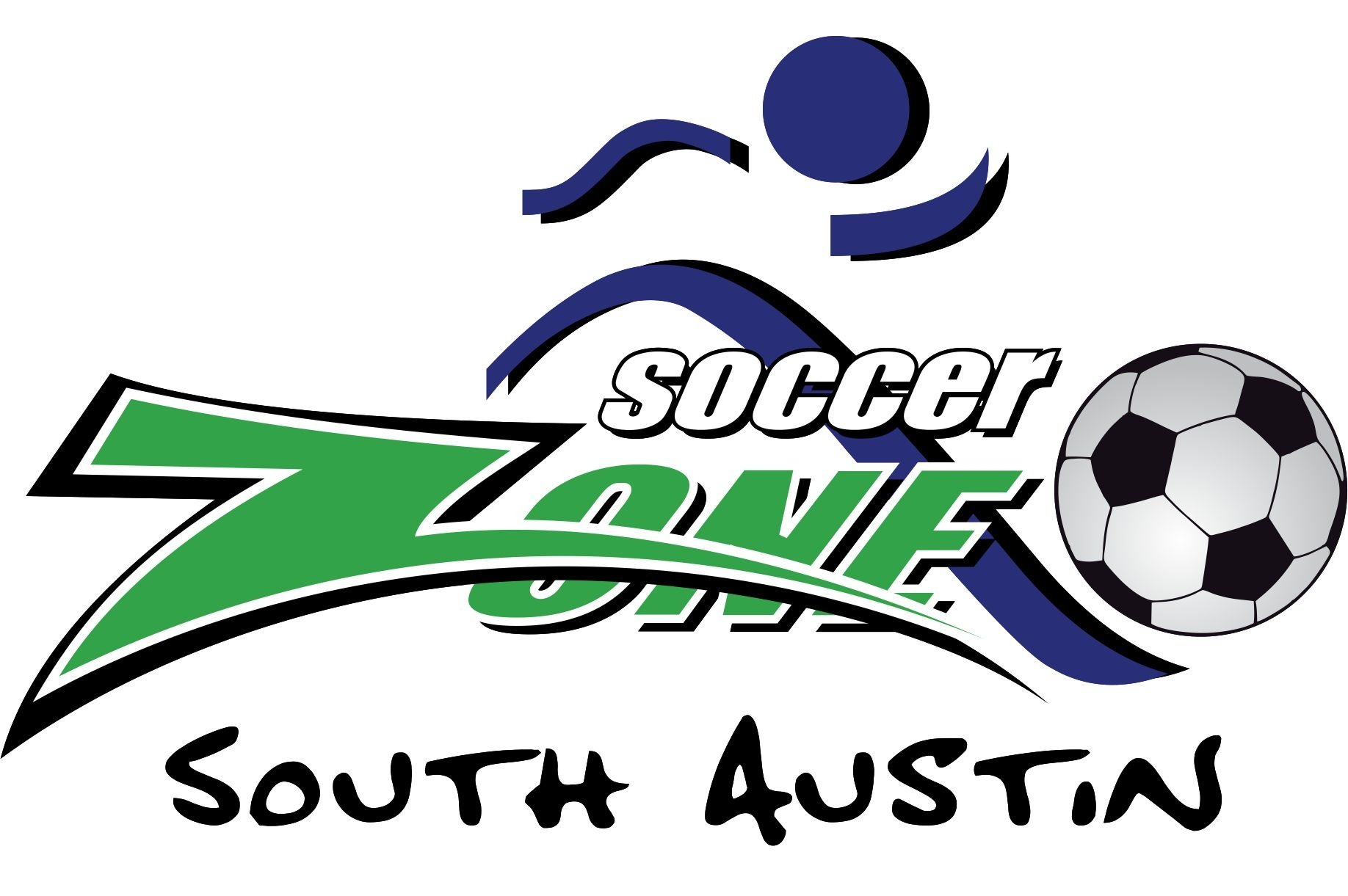 SoccerZone South Austin logo
