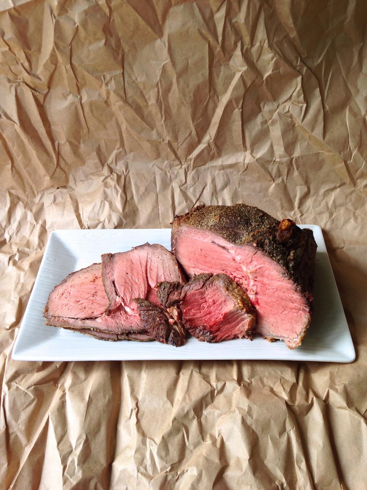 Best Paleo Roast Beef via Worthy Pause