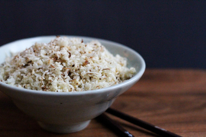 How To Make The Best Cauliflower Rice {Paleo Basics}