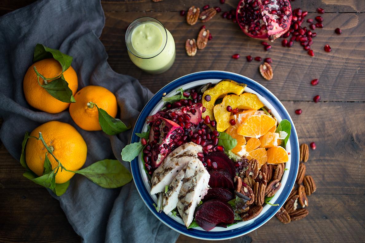 5 Non-Boring Paleo Salads via Worthy Pause
