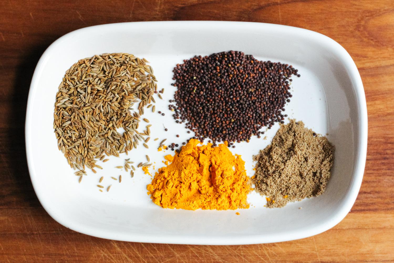 Paleo Gobi Masala Soup (Indian Cauliflower Soup) by Worthy Pause