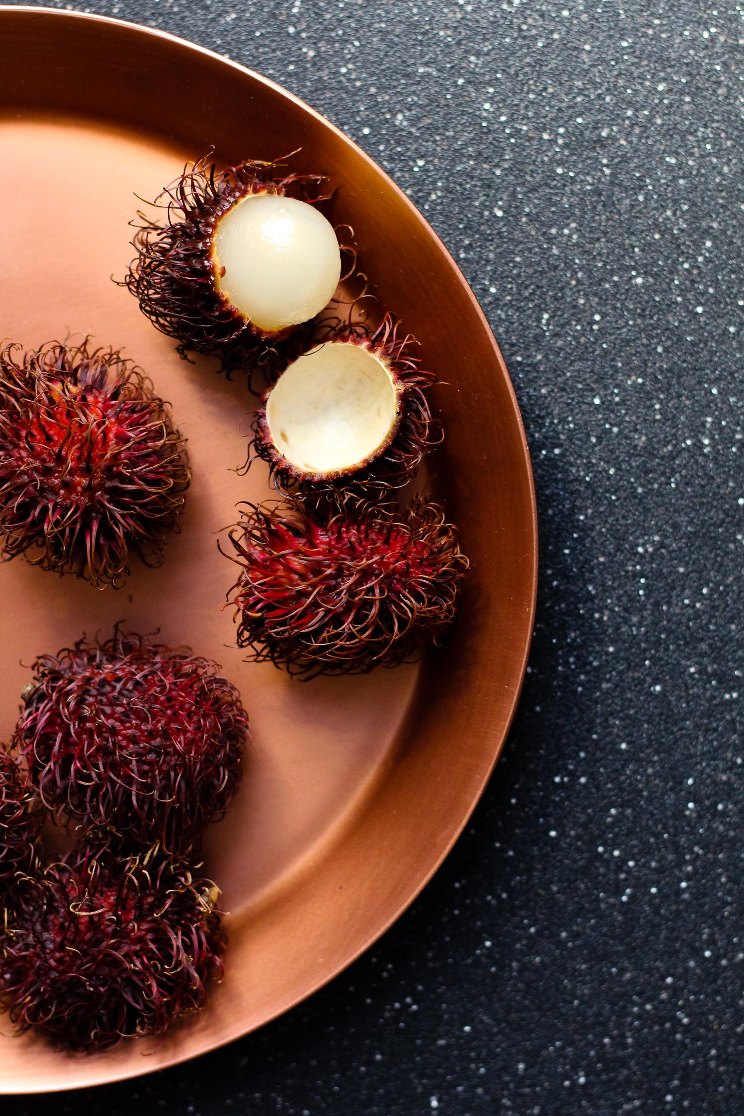 Rambutan Fruit - Put Your Money Where Your Politics Are