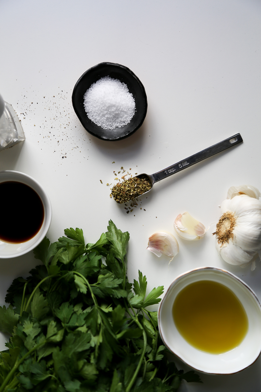 Chimichurri Recipe via Worthy Pause