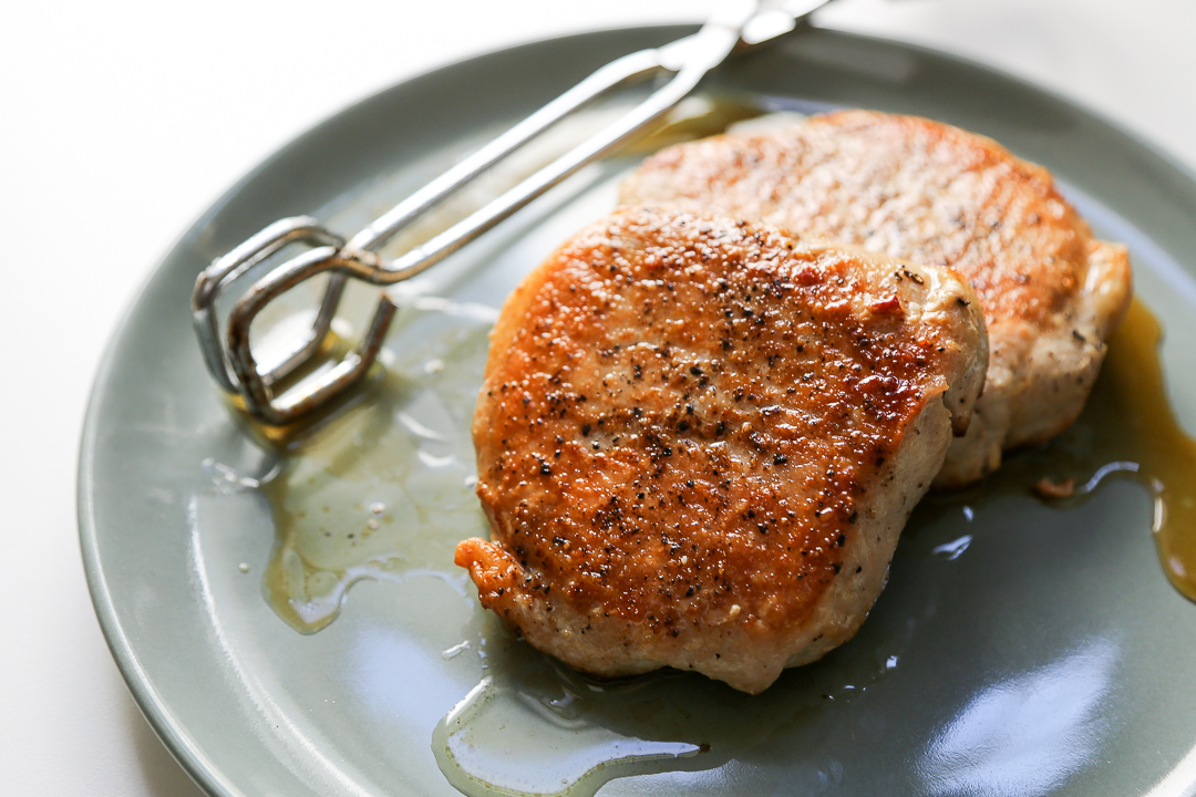 How to Make Perfect Pork Chops via Worthy Pause