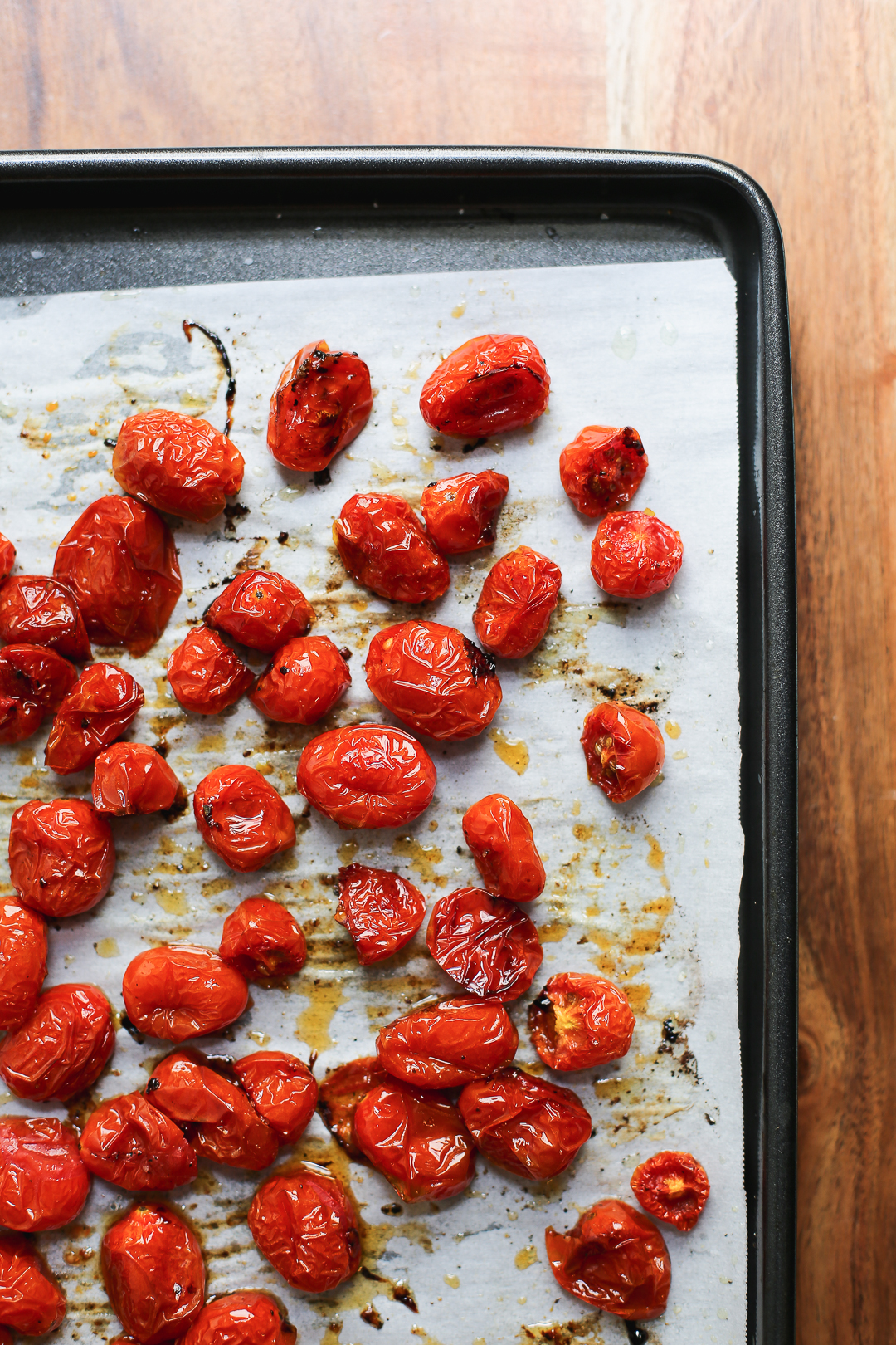 How to Make the Best Slow-Roasted Tomatoes via Worthy Pause