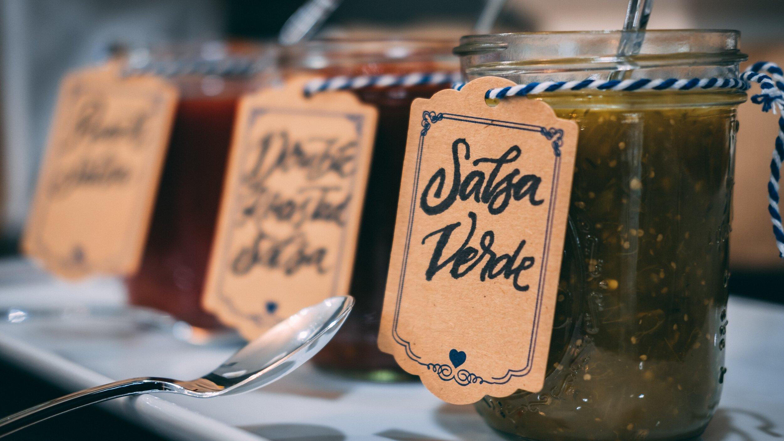 3-Ingredient Paleo Slow-Cooker Salsa Verde Chicken Stew via Worthy Pause