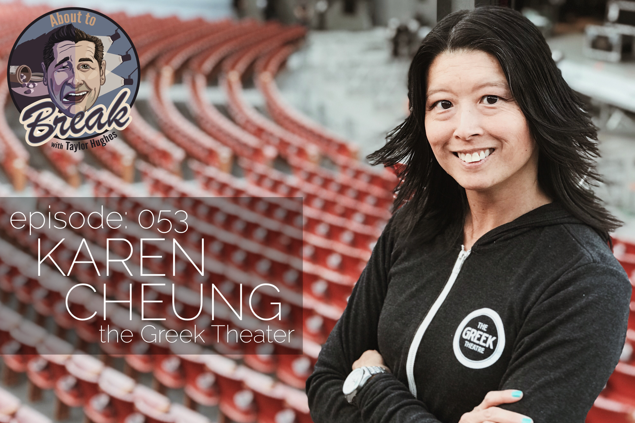 Karen is the Food and Beverage manager for the Greek theater in Los Angeles, has a brilliant business mind and also happens to be my sister in law!   In this episode Karen and I talk about: • Working with an entire staff made up of actors and screen writers • Secret tunnels under the Greek Theater • How we learned things before the internet • A tangent about conspiracy Theories • Growing up in the restaurant business • The real reason people go to bars • Stop Posturing!!! • The myth of fake it till you make it • Being genuine and present is everything • Artists are responsible for the audience they attract • Lack of humility will destroy us • Some thoughts for managers • Developing real friends in the business • the reality of Backstage • worrying about people's opinion of you and then realizing they aren't thinking about you at all! • We all just want to be heard • Succeeding as a woman in a male dominated industry • Letting passion be the driver • The power of communal events  ... and remembering to be grateful  Please take a moment to rate, share and subscribe to the show on Apple Podcasts. It makes a huge difference!  Love the show? For as little as $1 a month you can   BECOME A PRODUCER
