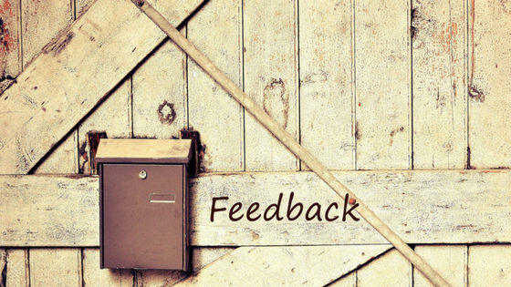 Getting the right feedback at the right time can help you find confidence in your writing and your voice.
